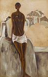 Untitled - B  Prabha - Summer Art Auction 2012