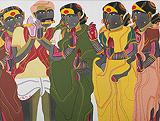 Untitled - Thota  Vaikuntam - Summer Art Auction 2012