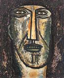 Untitled - F N Souza - Winter Online Auction: Modern Indian Art