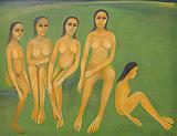Untitled - Gogi Saroj Pal - StoryLTD Absolute Auction