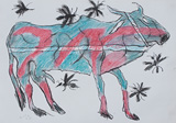 Untitled - Amit  Ambalal - Absolute Auction of Indian Art & Collectibles