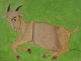 Untitled - K Laxma  Goud - Absolute Auction of Indian Art & Collectibles