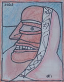 Untitled - Jogen  Chowdhury - Absolute Auction of Indian Art & Collectibles