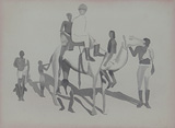 Good Bye Yesterday - Shibu  Natesan - Absolute Auction of Indian Art & Collectibles