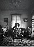 Sacha & her Parents Pameia & Rene Mendes in their Living Room, Panjim - Prabuddha  Dasgupta - StoryLTD Absolute Auction