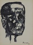 Untitled - Akbar  Padamsee - Autumn Art Auction