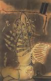 Cage - Atul  Dodiya - Autumn Art Auction