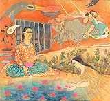 The Future is the Past is the Present - Dhruvi  Acharya - Autumn Art Auction