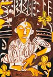 Manju - K G Subramanyan - Autumn Art Auction