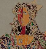 Untitled - K Laxma  Goud - Autumn Art Auction