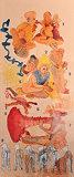 Despoiled Shore - Nalini  Malani - Autumn Art Auction