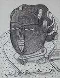 Untitled - Thota  Vaikuntam - Absolute Auction February 2013