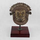 A Bhuta Mask -    - Folk and Tribal Art Auction