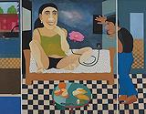 Untitled - Farhad  Hussain - Absolute Art Auction