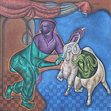 Untitled - Satish  Gujral - Absolute Art Auction