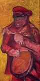 Untitled - Krishen  Khanna - Absolute Art Auction