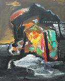 Untitled - Manu  Parekh - Absolute Art Auction