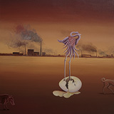 The Bird (III) - Pratul  Dash - Absolute Art Auction