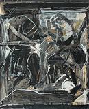La Nuit - S H Raza - Absolute Art Auction