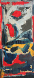 Studio Sketch - S H Raza - Absolute Art Auction