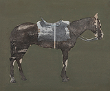 Study for Vapi Horse - Nataraj  Sharma - Spring Art Auction 2013