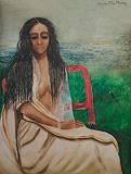 Untitled - Anjolie Ela Menon - Summer Art Auction