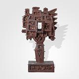 Untitled (Monarch) - Dhanraj  Bhagat - Summer Art Auction