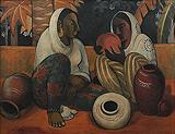 Untitled - K K Hebbar - Summer Art Auction