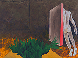 That Obscure Object of Desire (7) - M F Husain - Summer Art Auction