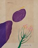 Untitled - Jagdish  Swaminathan - Summer Art Auction