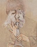 Untitled - Krishen  Khanna - Summer Art Auction