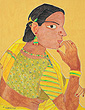 K Laxma  Goud - Summer Art Auction