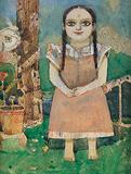 Untitled - Ganesh  Pyne - Summer Art Auction