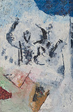 Untitled - Ram  Kumar - The Ties That Bind: South Asian Modern and Contemporary Art