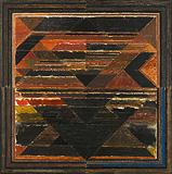 Untitled (La Terre) - S H Raza - Summer Art Auction