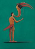 Prosthesis for a Pro-Aesthete (Cuckoonebulopolis) - Surendran  Nair - Summer Art Auction