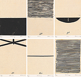 Untitled (from the portfolio Home is a Foreign Place) - Zarina  Hashmi - Summer Art Auction