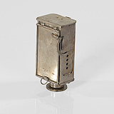 A VINTAGE CAMPING LANTERN -    - Travel and Leisure Auction