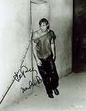 A SIGNED PHOTOGRAPH OF MARLON BRANDO -    - Travel and Leisure Auction