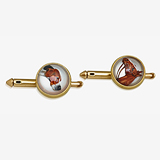 A SET OF SHIRT STUDS -    - Travel and Leisure Auction