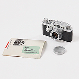 AN IMMACULATE III G CAMERA, LEICA -    - Travel and Leisure Auction