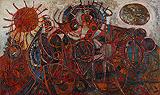 Untitled - Avinash  Chandra - Winter Online Auction