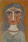 Yogini - Badri  Narayan - Winter Online Auction