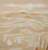 Intervening Seas - Jehangir  Sabavala - Winter Online Auction