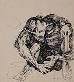Untitled - Somnath  Hore - Winter Online Auction