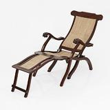 A VINTAGE DECK CHAIR -    - 24-Hour Online Auction: Elegant Design