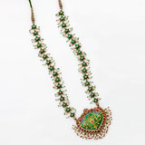 A GEMSET NECKLACE -    - Online Auction of Fine Jewels and Silver