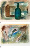 a) Two Bottles b) Untitled - Prabhakar  Barwe - Modern Evening Sale | New Delhi, Live