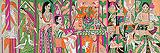 Pastoral - K G Subramanyan - Modern Evening Sale | New Delhi, Live