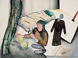 Untitled - Anju  Dodiya - Summer Online Auction